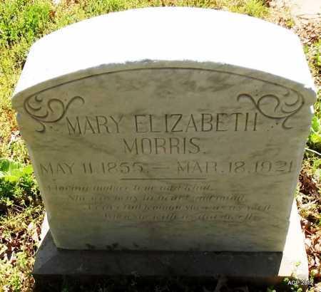 MORRIS, MARY ELIZABETH - Woodruff County, Arkansas | MARY ELIZABETH MORRIS - Arkansas Gravestone Photos