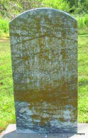 MORRIS, REX - Woodruff County, Arkansas   REX MORRIS - Arkansas Gravestone Photos