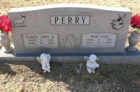 PERRY, SR, CHARLES JAMES - Woodruff County, Arkansas   CHARLES JAMES PERRY, SR - Arkansas Gravestone Photos