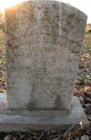 SIMPSON, THOMAS - Woodruff County, Arkansas | THOMAS SIMPSON - Arkansas Gravestone Photos