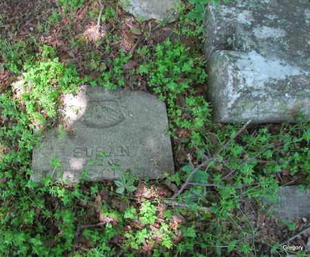 UNKNOWN, SUSAN - Woodruff County, Arkansas   SUSAN UNKNOWN - Arkansas Gravestone Photos