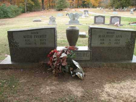 VANDERBURG, MARJORIE ANN - Woodruff County, Arkansas | MARJORIE ANN VANDERBURG - Arkansas Gravestone Photos