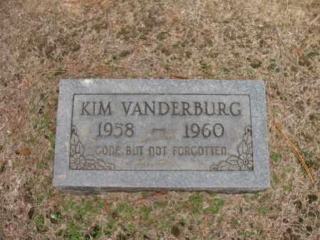 VANDERBURG, KIM - Woodruff County, Arkansas | KIM VANDERBURG - Arkansas Gravestone Photos