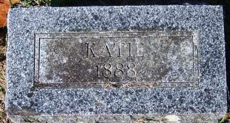 BOLES, KATIE - Yell County, Arkansas | KATIE BOLES - Arkansas Gravestone Photos