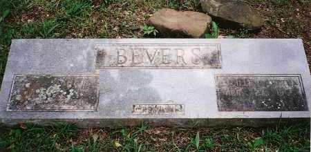 COMPTON BEVERS, LUCILLE - Yell County, Arkansas | LUCILLE COMPTON BEVERS - Arkansas Gravestone Photos