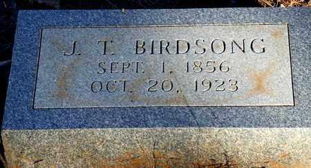 BIRDSONG, J T - Yell County, Arkansas   J T BIRDSONG - Arkansas Gravestone Photos
