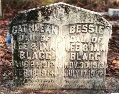 BLAGG, CATHLEAN - Yell County, Arkansas   CATHLEAN BLAGG - Arkansas Gravestone Photos