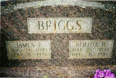 BRIGGS, BERTHA BELL - Yell County, Arkansas | BERTHA BELL BRIGGS - Arkansas Gravestone Photos