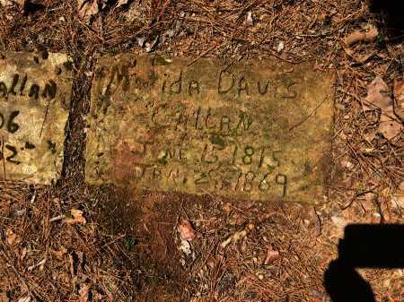 CALLAN, MATILDA - Yell County, Arkansas | MATILDA CALLAN - Arkansas Gravestone Photos