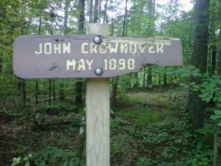 *CROWNOVER SIGN,  - Yell County, Arkansas    *CROWNOVER SIGN - Arkansas Gravestone Photos
