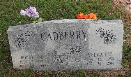 GADBERRY, BOBBY JOE - Yell County, Arkansas | BOBBY JOE GADBERRY - Arkansas Gravestone Photos