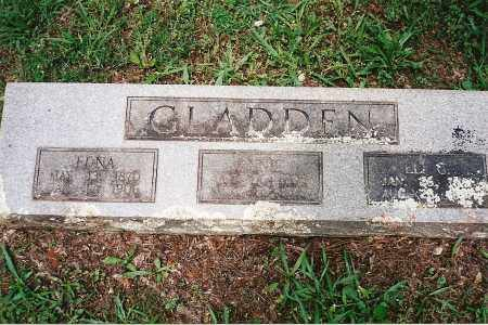 BRIGGS GLADDEN, EDNA - Yell County, Arkansas | EDNA BRIGGS GLADDEN - Arkansas Gravestone Photos
