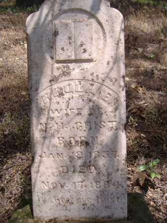 GRIST, RHODA E - Yell County, Arkansas   RHODA E GRIST - Arkansas Gravestone Photos