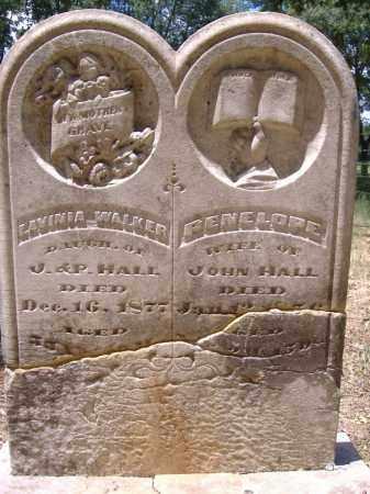 HALL, PENELOPE - Yell County, Arkansas | PENELOPE HALL - Arkansas Gravestone Photos