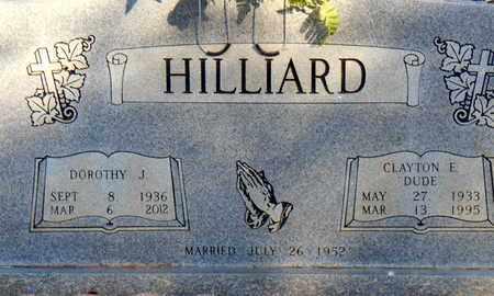 HILLIARD, DOROTHY JANE - Yell County, Arkansas   DOROTHY JANE HILLIARD - Arkansas Gravestone Photos