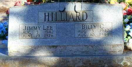 HILLIARD, BILLY C - Yell County, Arkansas | BILLY C HILLIARD - Arkansas Gravestone Photos