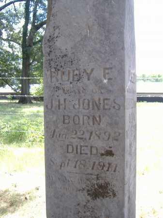 CHAMBERS JONES, RUBY E - Yell County, Arkansas | RUBY E CHAMBERS JONES - Arkansas Gravestone Photos