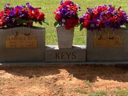 KEYS, CLARENCE POE - Yell County, Arkansas   CLARENCE POE KEYS - Arkansas Gravestone Photos