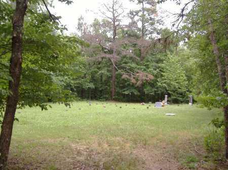*KILLAN CEMETERY OVERVIEW,  - Yell County, Arkansas |  *KILLAN CEMETERY OVERVIEW - Arkansas Gravestone Photos
