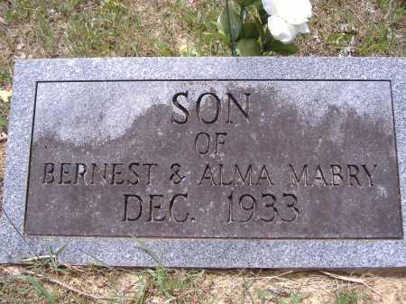 MABRY, SON - Yell County, Arkansas | SON MABRY - Arkansas Gravestone Photos