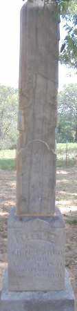 MCCARGO, ELLEN ERNESTINE - Yell County, Arkansas | ELLEN ERNESTINE MCCARGO - Arkansas Gravestone Photos