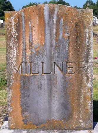 MILLNER, GHASKA M - Yell County, Arkansas   GHASKA M MILLNER - Arkansas Gravestone Photos