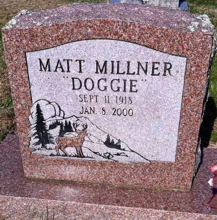 MILLNER, MATT - Yell County, Arkansas | MATT MILLNER - Arkansas Gravestone Photos