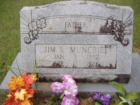 MUNCRIEF, JIM L - Yell County, Arkansas   JIM L MUNCRIEF - Arkansas Gravestone Photos