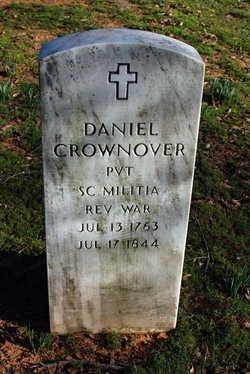 CROWNOVER (VETERAN RW), DANIEL - Yell County, Arkansas | DANIEL CROWNOVER (VETERAN RW) - Arkansas Gravestone Photos