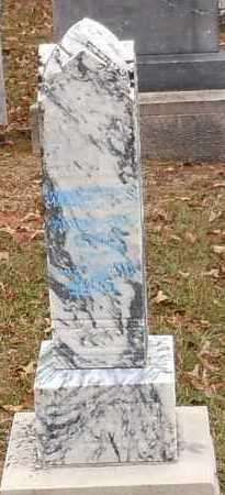PARKS (VETERAN CSA), W J - Yell County, Arkansas | W J PARKS (VETERAN CSA) - Arkansas Gravestone Photos