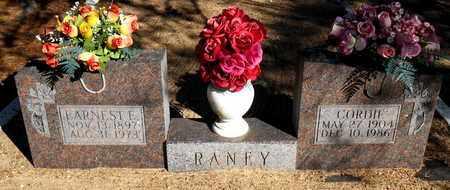 RANEY, CORDIE - Yell County, Arkansas | CORDIE RANEY - Arkansas Gravestone Photos