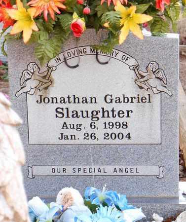 SLAUGHTER, JONATHAN GABRIEL - Yell County, Arkansas | JONATHAN GABRIEL SLAUGHTER - Arkansas Gravestone Photos