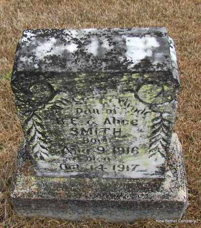SMITH, ALICE GERTRUDE - Yell County, Arkansas | ALICE GERTRUDE SMITH - Arkansas Gravestone Photos