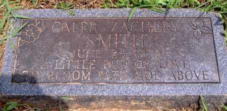 SMITH, CALEB ZACHERY - Yell County, Arkansas   CALEB ZACHERY SMITH - Arkansas Gravestone Photos