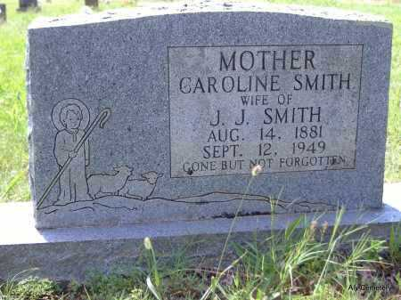SMITH, CAROLINE - Yell County, Arkansas   CAROLINE SMITH - Arkansas Gravestone Photos