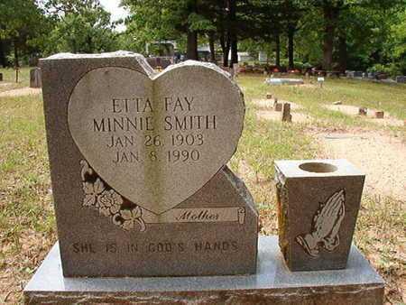 SMITH, ETTA FAY - Yell County, Arkansas | ETTA FAY SMITH - Arkansas Gravestone Photos