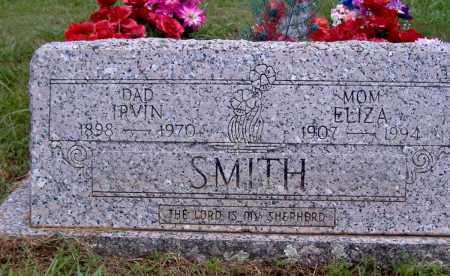 SMITH, IRVIN - Yell County, Arkansas | IRVIN SMITH - Arkansas Gravestone Photos