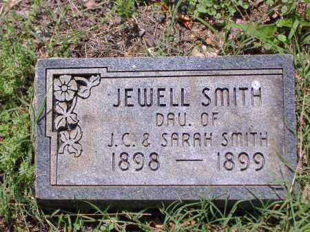 SMITH, JEWELL - Yell County, Arkansas   JEWELL SMITH - Arkansas Gravestone Photos