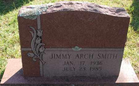 SMITH, JIMMY ARCH - Yell County, Arkansas | JIMMY ARCH SMITH - Arkansas Gravestone Photos