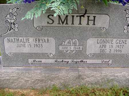 SMITH, LONNIE GENE - Yell County, Arkansas | LONNIE GENE SMITH - Arkansas Gravestone Photos