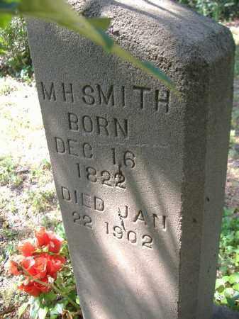 SMITH, M H - Yell County, Arkansas   M H SMITH - Arkansas Gravestone Photos