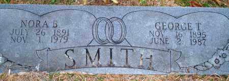 SMITH, NORA B - Yell County, Arkansas | NORA B SMITH - Arkansas Gravestone Photos