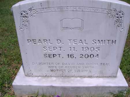 SMITH, PEARL D - Yell County, Arkansas | PEARL D SMITH - Arkansas Gravestone Photos