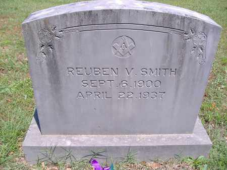 SMITH, REUBEN V - Yell County, Arkansas | REUBEN V SMITH - Arkansas Gravestone Photos