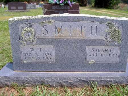 SMITH, SARAH C - Yell County, Arkansas   SARAH C SMITH - Arkansas Gravestone Photos