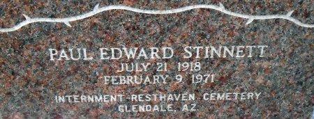 STINNETT, PAUL EDWARD  (CLOSEUP) - Yell County, Arkansas | PAUL EDWARD  (CLOSEUP) STINNETT - Arkansas Gravestone Photos