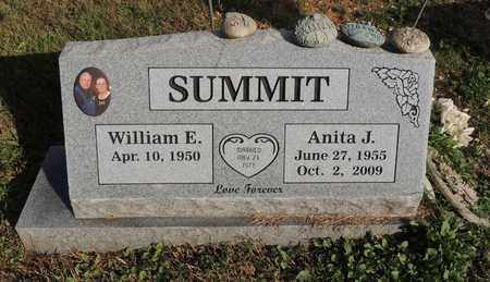 SUMMIT, ANITA J - Yell County, Arkansas | ANITA J SUMMIT - Arkansas Gravestone Photos