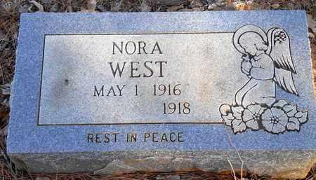 WEST, NORA - Yell County, Arkansas | NORA WEST - Arkansas Gravestone Photos