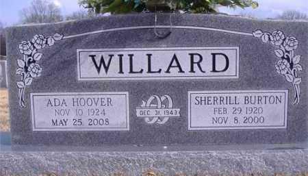 WILLARD, ADA - Yell County, Arkansas | ADA WILLARD - Arkansas Gravestone Photos