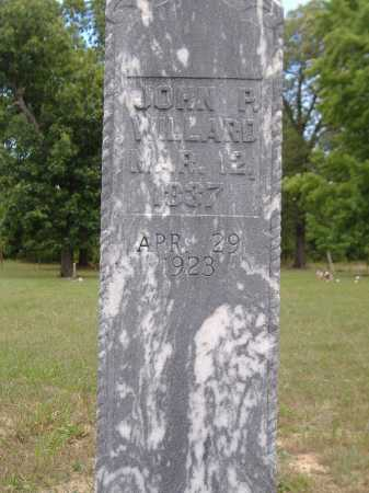 WILLARD (VETERAN UNION), JOHN PETTIT - Yell County, Arkansas | JOHN PETTIT WILLARD (VETERAN UNION) - Arkansas Gravestone Photos
